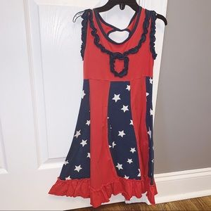 Other - All American 4th of July Dress